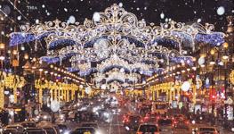 Новый год в Северной столице
